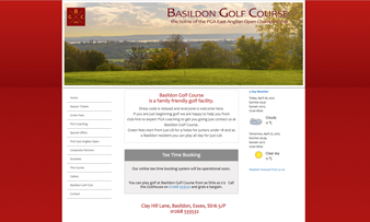 Basildon Golf Centre