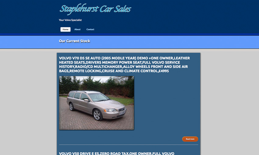 Staplehurst Car Sales